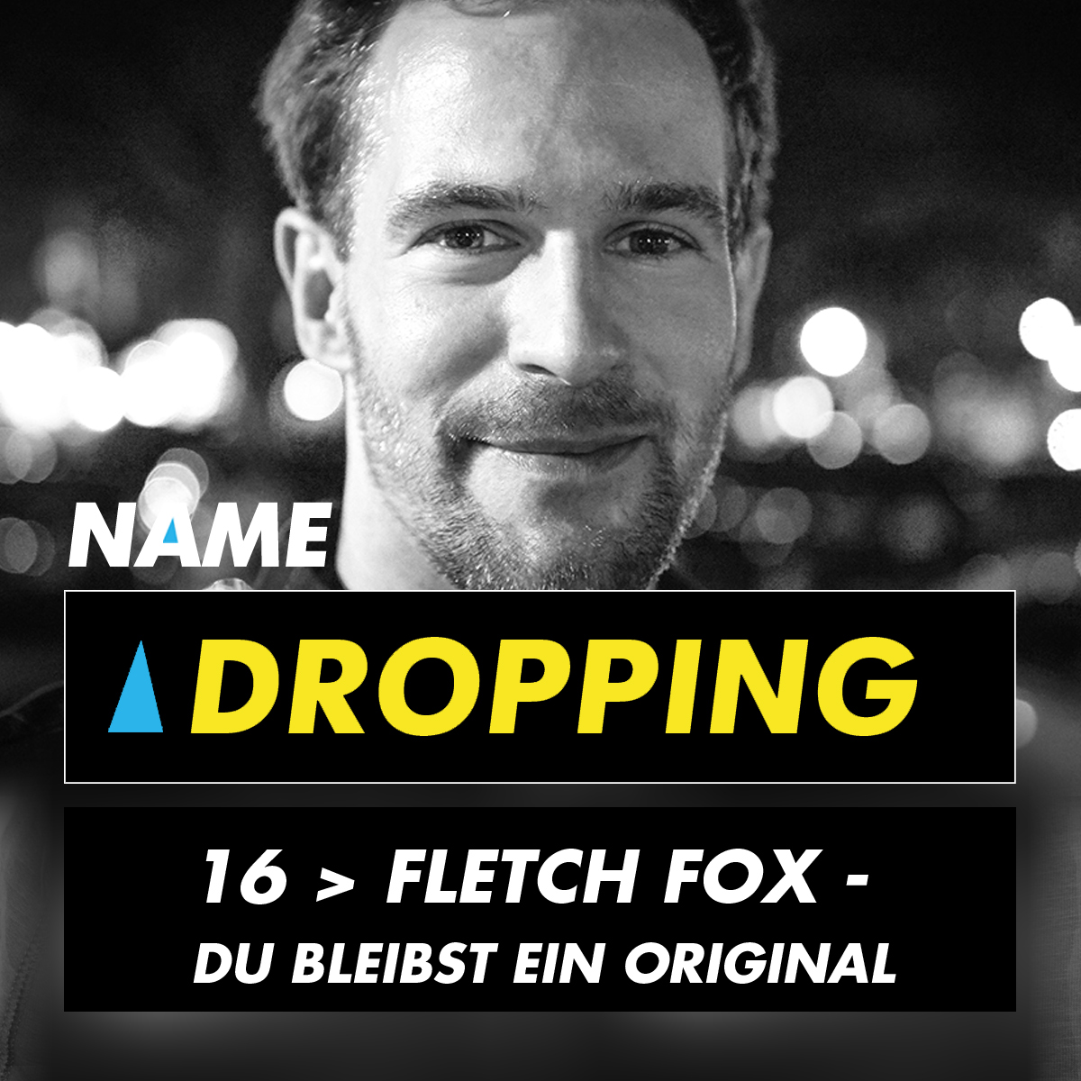 fletch fox - au bleibst ein original
