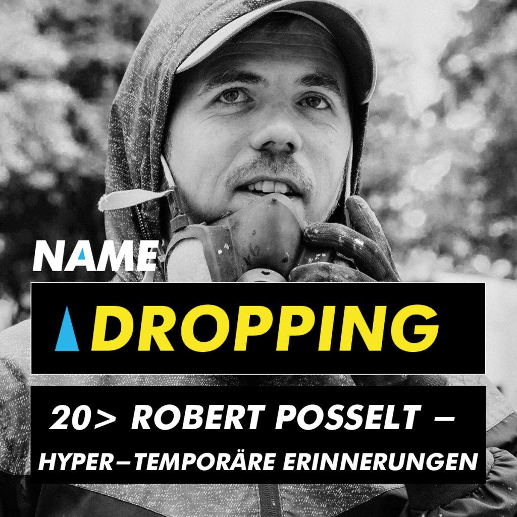 Cover: Robert Posselt